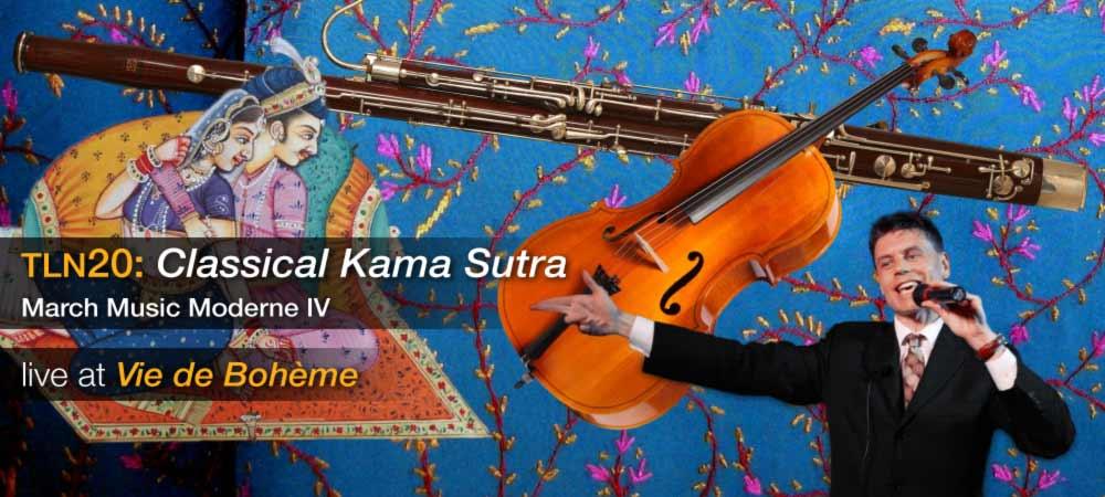 TLN20: Classical Kama Sutra