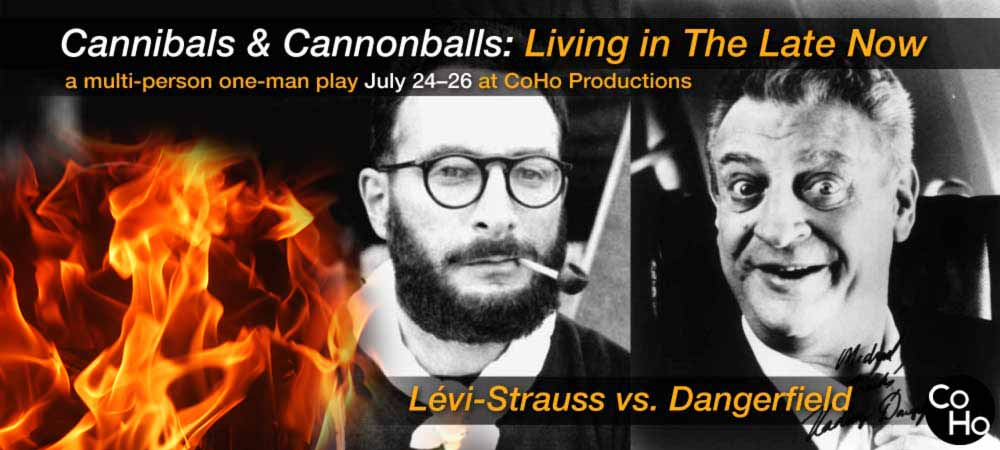 Cannibals & Cannonballs: Living in The Late Now